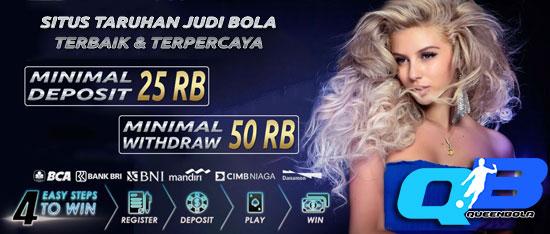 Daftar Situs Judi Bola99 Deposit 25rb