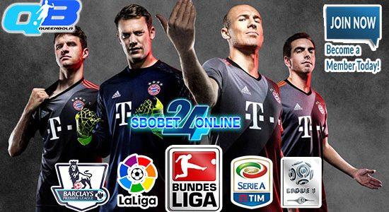 Kumpulan Website Judi bola Online Indonesia