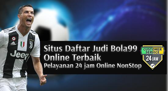 Situs Daftar Judi Bola99 Online Terbaik