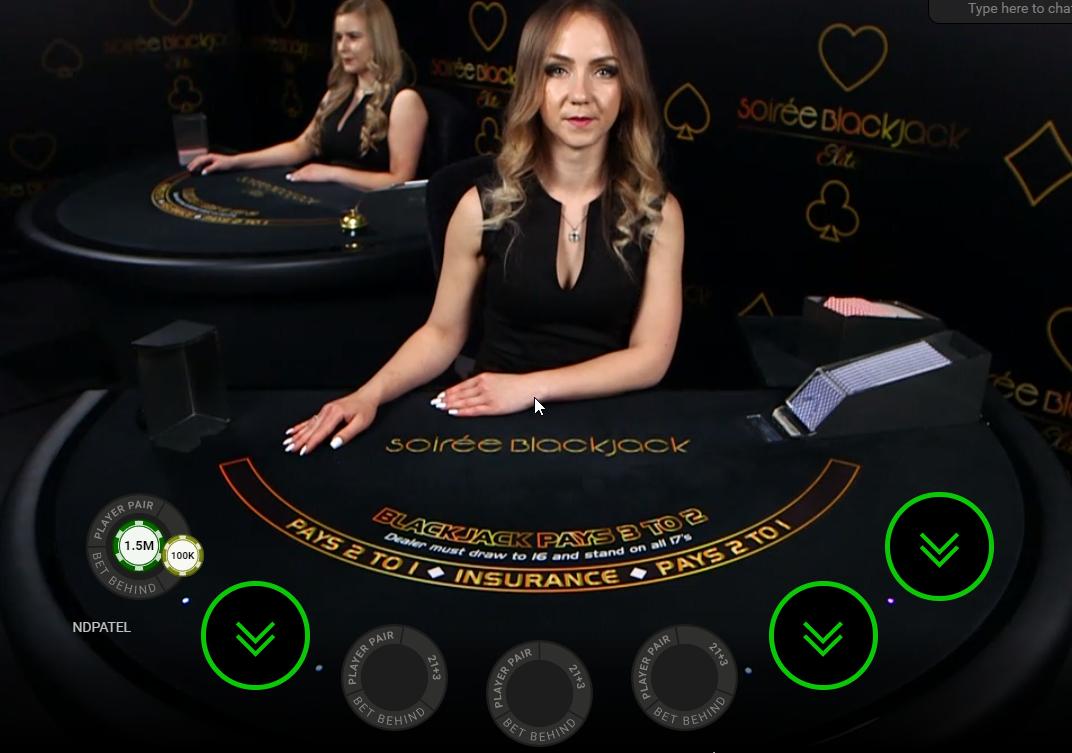 gambar blackjack