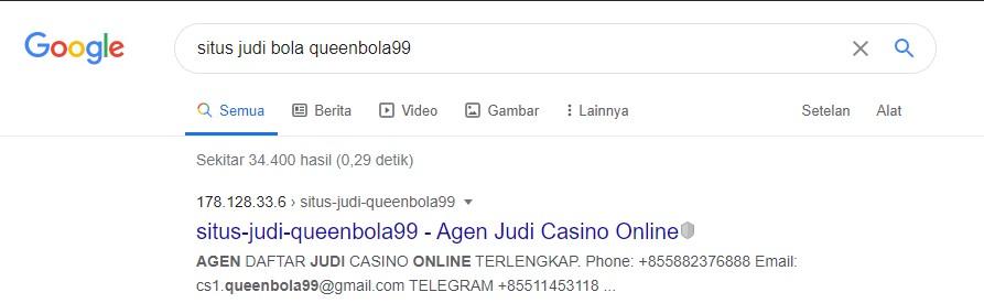 situs judi bola queenbola99